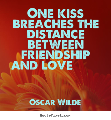 Picture Quotes From Oscar Wilde - QuotePixel Oscar Wilde Quotes On Friendship And Love