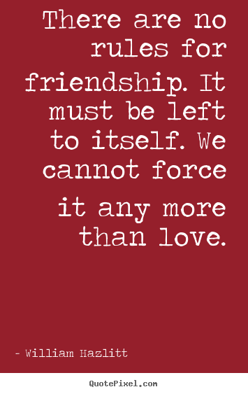 friendship quotes picture make custom quote image
