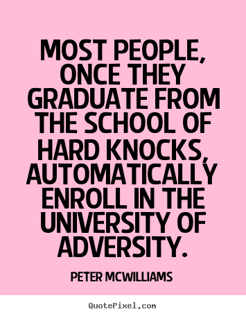 inspirational quotes most people once they graduate