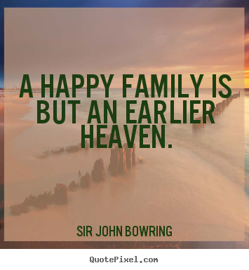 Quote About Happiness And Family Happy Family Quotes. Q...