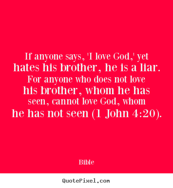 gallery for god quotes about love from the bible