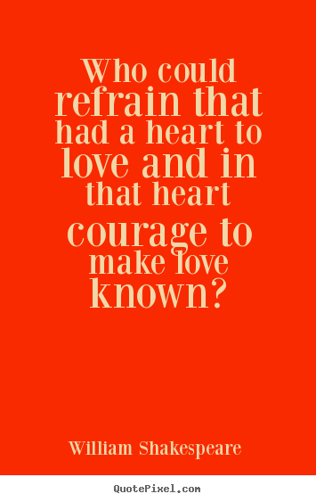 William Shakespeare Quotes On Love. QuotesGram