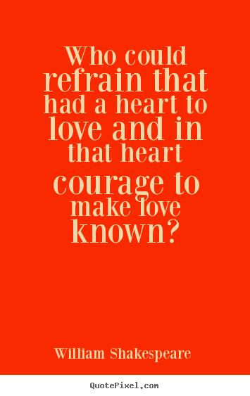 Quotes On Love : William Shakespeare Quotes On Love. QuotesGram